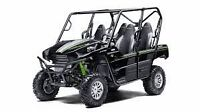COOPER'S IS BLOWING OUT 2015 TERYX 4 EPS  1.99% Financing OAC