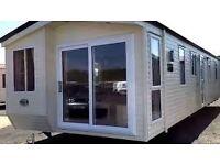 atlas debonair 2015 35x12 2 bed static caravan Scotland Dumfries and Galloway THREE LOCHS HOLIDAY