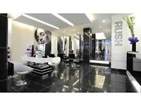 Front of House position in an award-winning central London hair salon