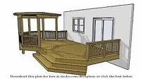Deck Leveling, Repairs and New Decks Built 35 yrs Experience