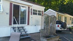 $140 / 1br - 500ft2 - Trailer for rent (Cultus Lake, BC)