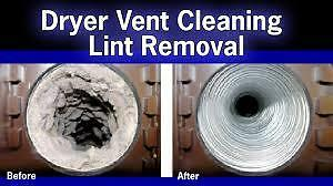 METRO LONDON CARPET CLEANING--DRYER VENT CLEANING London Ontario image 5