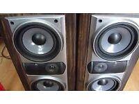 Aiwa sx-navh100 speakers
