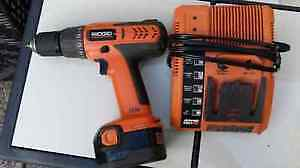 Ridgid 12V Drill with Charger