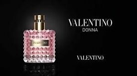 VALENTINO 'DONNA' STUNNING FRAGRANCE FOR HER,IDEAL XMAS GIFT,NEW/GIFT BOXED,100MLCOLLECTION/DELIVERY
