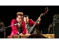 1950's style rock n roll & rockabilly jive bands for occasional London gigs