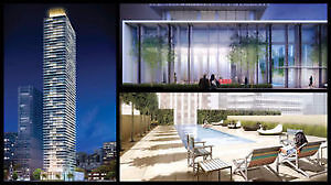 FABULOUS BRAND NEW CONDO at YONGE and BLOOR