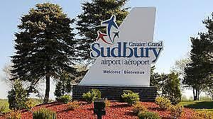 One-year Parking Pass for Greater Sudbury Airport.