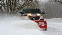 Commercial/Residential Snow Plowing Services( Insured)