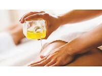 Gentle Soft Warm Massage….