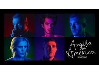 Sold Out - Angels in America Theatre Tickets starring Andrew Garfield