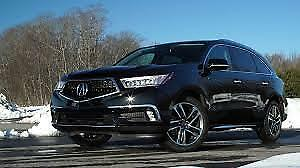 2018 ACURA MDX ELITE LEASE TAKE OVER