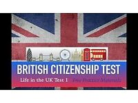 Life in UK Test (2017/2018) preparation mobile teaching service