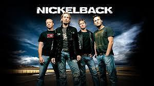 Nickelback Tickets Edmonton Sept 28 -VIP FLOOR & LOWER BOWL !!!