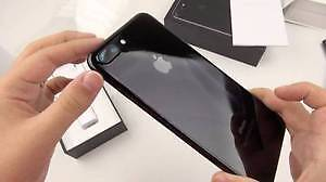 128GUnlocked iPhone 7 Plus with AppleCare Plus Extended warranty
