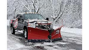 WESTERN, FISHER, SNOW EX & BOSS plows & accessories