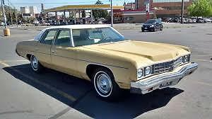 Glass wanted for 1971 - 74 Chevrolet Impala 4 door sedan