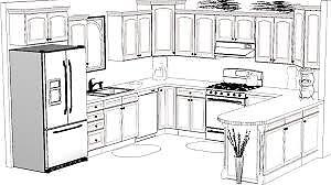 Auto Cad, BCIN Construction Drafting, Project Assistance Kitchener / Waterloo Kitchener Area image 8