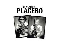 1 Standing Ticket Placebo @ Leeds First Direct Arena 03/12/16