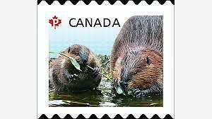 100 Canada Post Prepaid/Permanent Postage Stamps