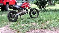Dirt bike / 4 wheeler (atv)