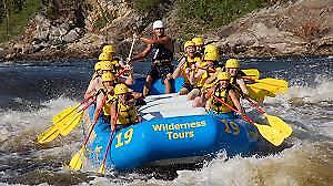 Wilderness Tours $2000 Gift Certificate