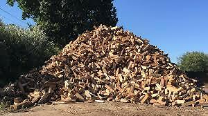 Hardwood Firewood, smaller quantities available.