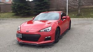 2014 Subaru BRZ Base Coupe (2 door)