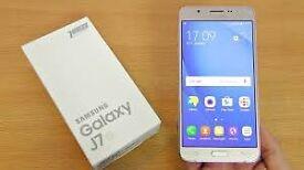 Samsung j7 2016 brand new