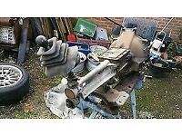 ford capri type 9 5 speed manual gear box