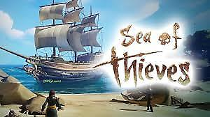 SEA OF THIEVES ~ Xbox One   *unopened game