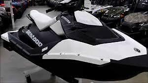 2016 Seadoo Spark 90HP, Connivance PKG, REVERSE. 4 hours only.
