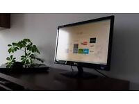 LG D2342P-PN 23 inch Widescreen 3D FULL WIDE SCREEN HD 1080p LED Monitor MINT CONDITION BOXED
