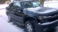 2006 Chevrolet Avalanche Pickup Truck Z71 4X4  4 door