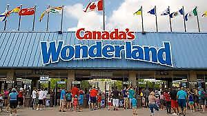 Canadas Wonderland Tickets