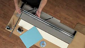 MAT CUTTING SYSTEM FOR PICTURE FRAMING