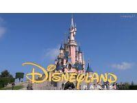 Disneyland Paris Tickets (2 Adults)
