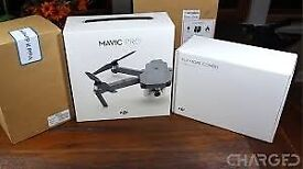 DJI Mavic - Boxed Kit ex demo, immaculate condition Free 128gb SD card