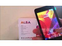 Alba 4 8gig mobile phone