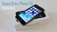 iPHONE 5S 16GB UNLOCKED /WIND COMPATIBLE-$ 499.99 WKND ONLY!