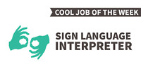I am looking for an interpreter fluent in ASL