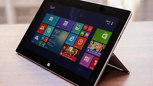 MS Surface RT,Quad-Core,2GB RAM,64GB,10.6''Touch, Win 8.1