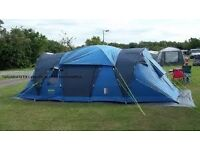 Gelert Olympus 8 Tent for sale - 6 berth - great condition