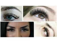 *Just £ 30 for a full set of eyelash extensions !!Mobile service available!