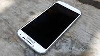Samsung Galaxy S4, white, Mint with otterbox