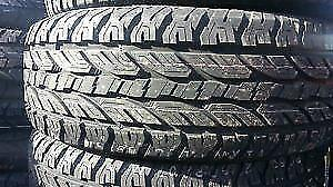 LT265/70R17 - NEW! ALL TERRAIN TIRES! - E RATED - 10 PLY