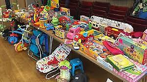ISO Donations of Gently Used Childrens Items for Fundraiser