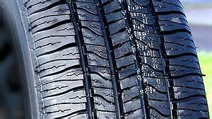 2 P205 55R16 GOODYEAR M&S TIRES