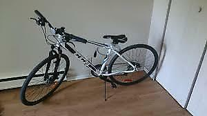 Looking for My Sons Stolen White CCM Bike