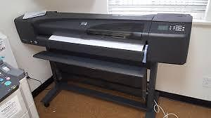 HP Designjet 800 PS (42 inch) Plotter